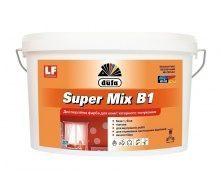 Краска Dufa Super Mix В1 5 л белый