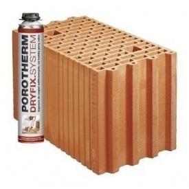 Керамічний блок Porotherm PTH 25 P+W Dryfix 250x373x249 мм