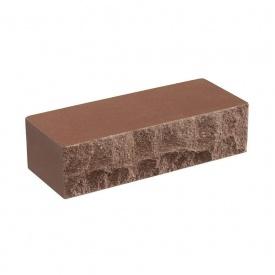 Облицовочный кирпич Фагот финский 250х100х65 мм (молочный шоколад)