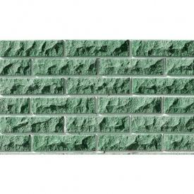 Лицьова цегла Фагот фінська тичкова 58 230х58х65 мм (зелений)
