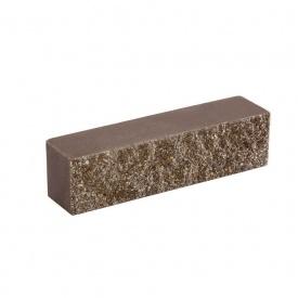 Облицовочный кирпич Фагот мраморный 60 250х60х65 мм (шоколад (МК))