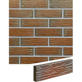 Облицювальна плитка Roben Canberra 240*71*15 мм рифлена шатірованная