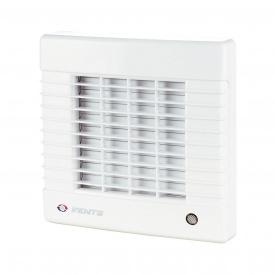Вентилятор с автоматическими жалюзи Вентс 100 МА 98 м3/час 18 Вт