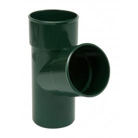Трійник 67° Nicoll 25 ПРЕМІУМ 80 мм зелений