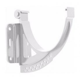 Кронштейн ринви Альта-Профиль Стандарт 115 мм білий