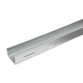 Профіль Knauf CW 6000х75х50 мм 0,6 мм