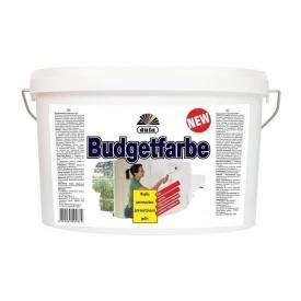 Фарба Dufa Budgetfarbe 10 л білий