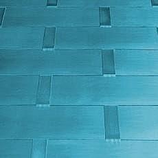 Битумная черепица Tegola Prestige Компакт Антик с медным покрытием 340х1000 мм патинированная