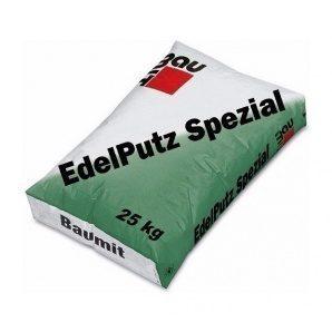 Штукатурка Baumit Edelputz Spezial 2R короед 25 кг white