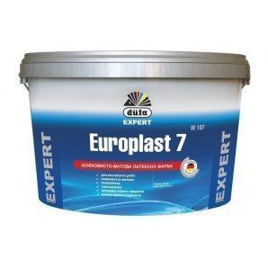 Краска Dufa Europlast 7 DE107 5 л белый