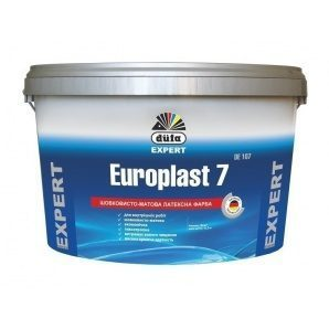 Краска Dufa Europlast 7 DE107 2,5 л белый