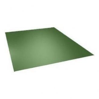 Сэндвич-панель Ruukki SP2D PU плоский профиль 60 мм (RAL6011/зеленая резеда)