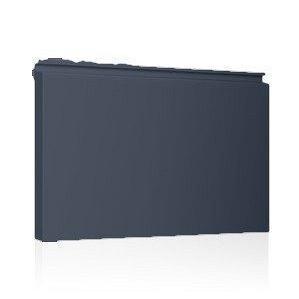 Фасадная кассета Ruukki Liberta elegant 500Grande 851*900*1800 мм (RAL7015/серый сланец)
