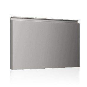 Фасадная кассета Ruukki Liberta elegant 500Grande 851*900*1800 мм (RAL7004/сигнальный серый)