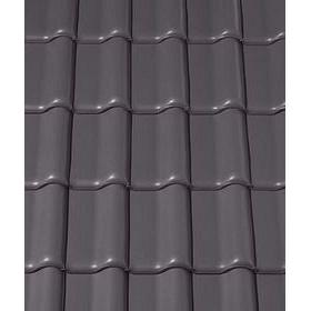 Керамическая черепица CREATON Futura 300х482 мм (grey engobe slipped)