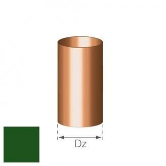 Труба Gamrat 90 мм 3 м зелена