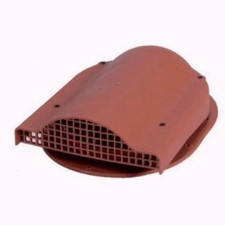 Вентилятор подкровельного пространства Wirplast Easy К19-4 310*237 мм красный