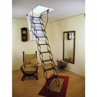 Чердачная лестница Oman Nozycowe 120x70 см