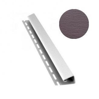 Планка J ASKO 3,8 м коричнева