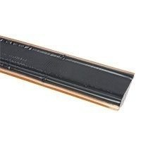 Лента соединения ендов Terran 80х680 мм черная