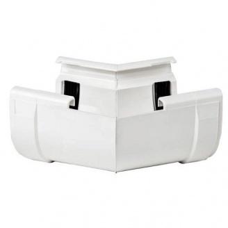Угол внутренний Profil W 135° 90 мм белый