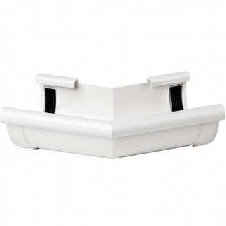 Угол наружный Profil Z 135° 90 мм белый