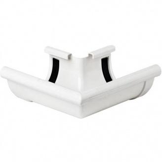 Угол наружный Profil Z 90° 130 мм белый