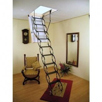 Чердачная лестница Oman Nozycowe 120х70 см