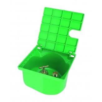 Бачок поливочный Nicoll зеленый