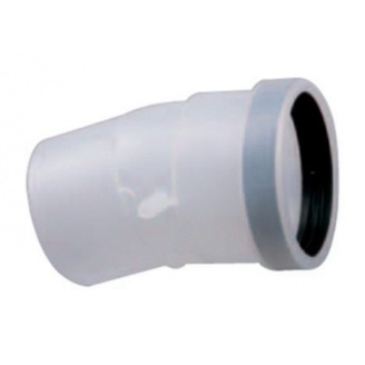 Отвод Bosch AZB 620 45 градусов прозрачный
