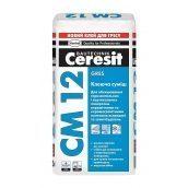 Клеящая смесь Ceresit СМ 12 Gres 25 кг (947422)