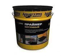 Праймер битумный ТехноНИКОЛЬ AquaMast 8 кг