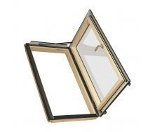 Окно-выход на крышу FAKRO FWL U3 термоизоляционное 94x118 см