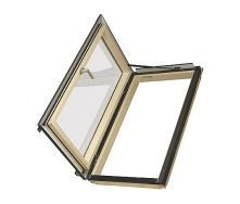 Окно-выход на крышу FAKRO FWR U3 термоизоляционное 66x118 см