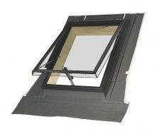 Выход на крышу FAKRO WSZ с изоляционным окладом 54x75 см