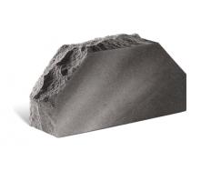 Облицовочный кирпич Литос Скала 2-х угловой полнотелый 250x100x65 мм серый