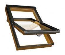 Мансардное окно FAKRO PTP-V/GO U3 вращательное влагостойкое 66x98 см