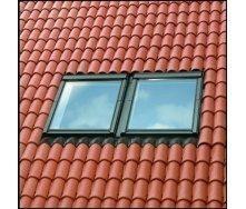 Комбінований комір VELUX PREMIUM EKW 0021 PК06 для мансардних вікон 94х118 см