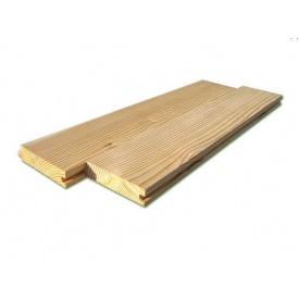 Дошка для підлоги з ялини140-160х35х3000-6000 мм