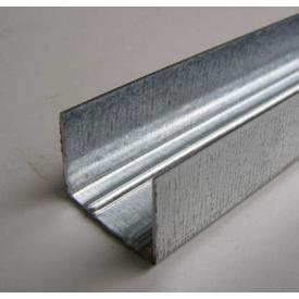 Профиль для гипсокартона UD 28 3 м 0,40 мм