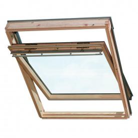 Мансардне вікно VELUX GGL 3065 М08 дерев'яне 78х140 см