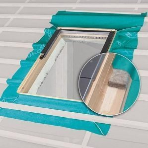 Паропропускной оклад FAKRO XDP 94x140 см