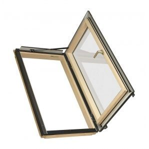 Вікно-вилаз FAKRO FWL U3 термоізоляційне 66x118 см