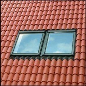 Комбінований комір VELUX EKW 0021 РК06 для мансардних вікон 94х118 см