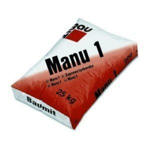 Штукатурка Baumit Manu-1 25 кг
