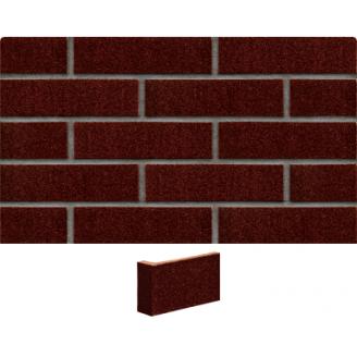 Клинкерная плитка King Klinker 02 Glazed-brown 65х250х10 мм глазурованная коричневая