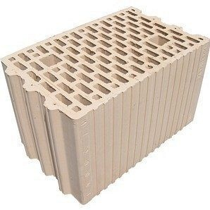 Керамический блок Кератерм 25 380х248х238 мм