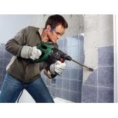 Демонтаж плитки со стен