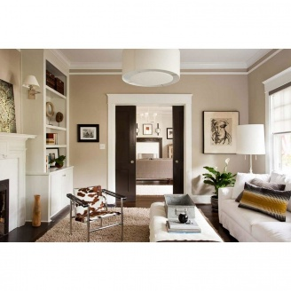 Комплексный капитальный ремонт трехкомнатной квартиры