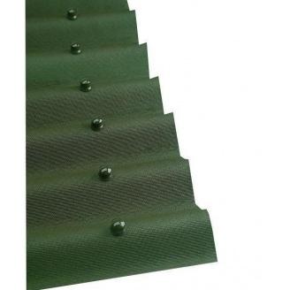Лист покрівельний Onduline 950х2000 мм зелений